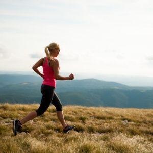 running aerobic base