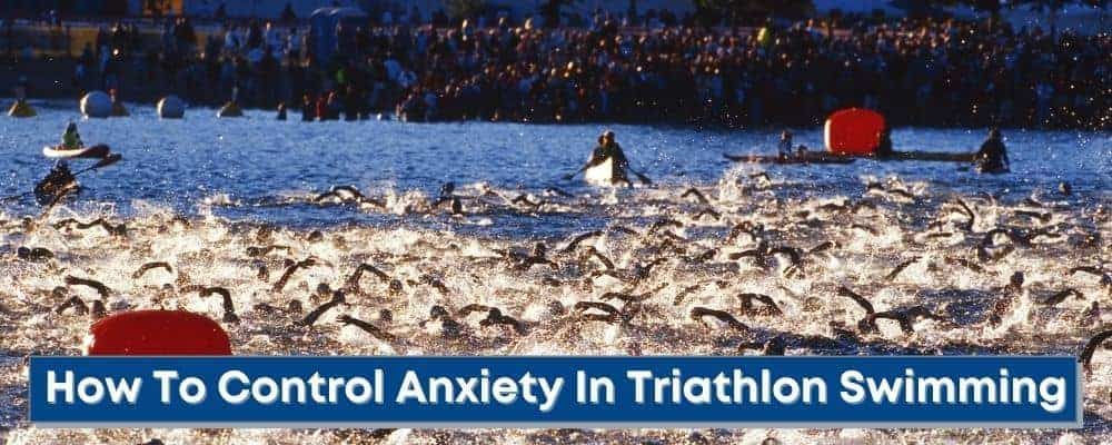 control anxiety in the swim